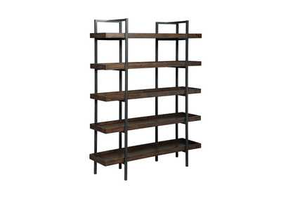 "Image for Starmore Brown 76"" Bookcase"