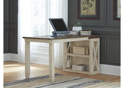 Bolanburg Two-tone Bookcase Desk
