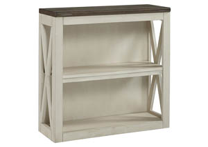 Bolanburg Two-Tone Medium Bookcase