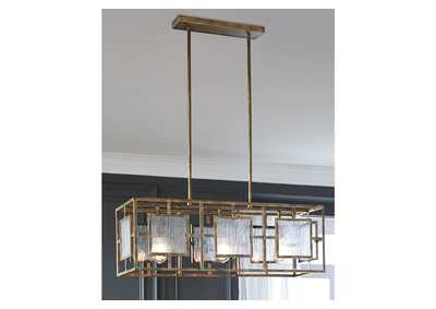Pacey Gold Pendant Light