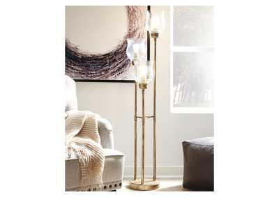 Emmie Yellow Floor Lamp