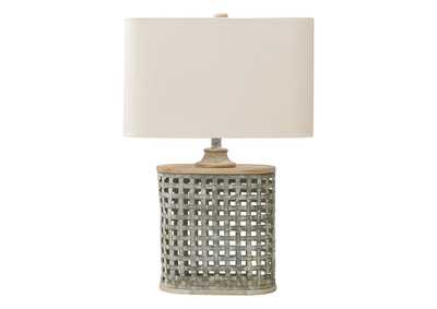 Image for Deondra Gray Table Lamp
