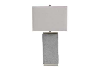 Amergin Grain Poly Table Lamp (Set of 2)
