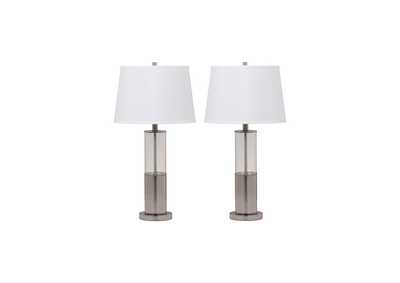 Image for Norma Metal Table Lamp (Set of 2)