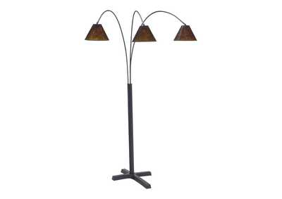 Image for Sharde Metal Arc Lamp
