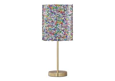 Image for Maddy Multi Metal Table Lamp