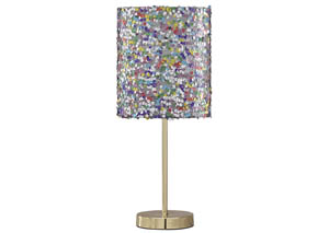 Maddy Multi Metal Table Lamp