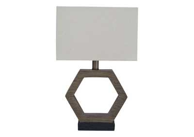 Image for Marilu Gray/Brown Table Lamp