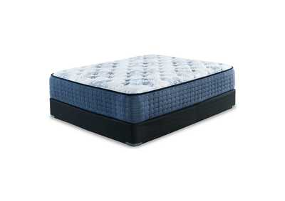 Mt. Dana White Firm King Mattress w/Foundation