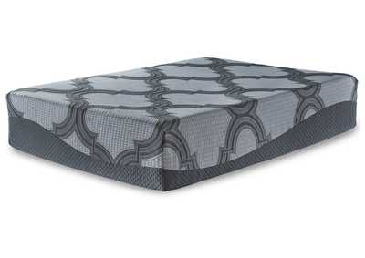 14 Inch Ashley Hybrid Gray Queen Mattress