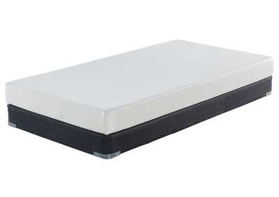 6 Inch Chime Express Twin Memory Foam Mattress