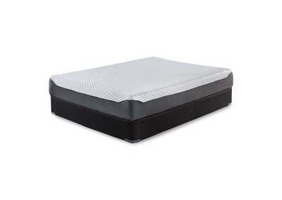 10 Inch Chime Elite Memory Foam Twin Mattress w/Foundation