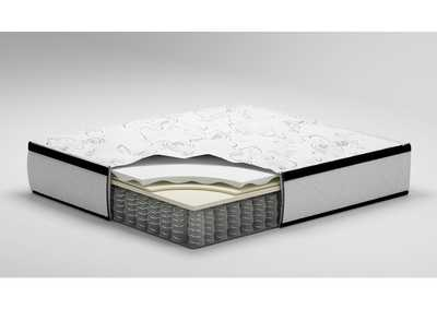 "Chime 12"" Hybrid Full Mattress,Sierra Sleep by Ashley"