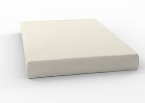 8 Inch Foam Mattress White Twin Mattress