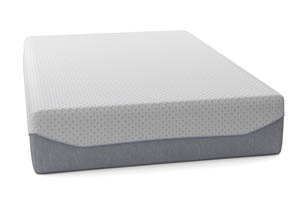 Loft & Madison 15 Plush White Queen Mattress