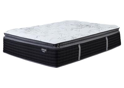 Manhattan Design Plush PT White King Mattress