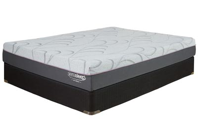 Palisades Light Gray Queen Mattress