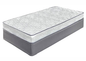 "Image for Sierra Firm 6"" Bonnell Full Mattress w/Foundation"