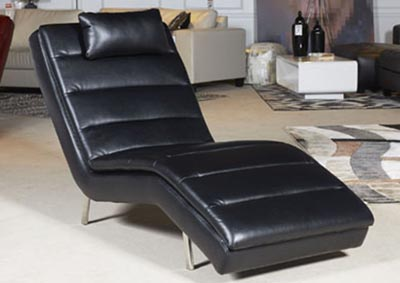 Goslar Black Chaise