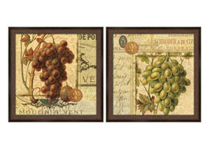 Ohini Multi Wall Art Set (Set of 2)