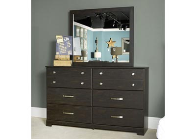 Reylow 6 Drawer Dresser