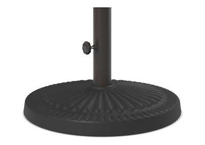Umbrella Accessories Dark Brown Umbrella Base