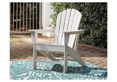Image for Sundown Treasure White Adirondack Chair