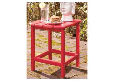 Image for Sundown Treasure Red End Table