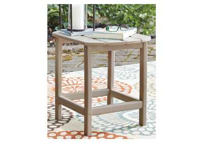 Image for Sundown Treasure Brown End Table