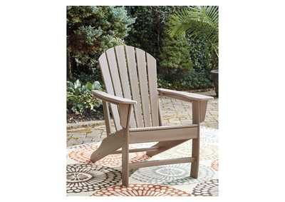 Image for Sundown Treasure Brown Adirondack Chair