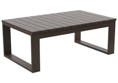 Image for Cordova Reef Dark Brown Coffee Table