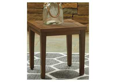 Paradise Trail Brown End Table