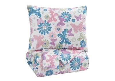 Jobeth Multi Full Quilt Set