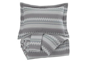 Asante Multi Queen Duvet Cover Set