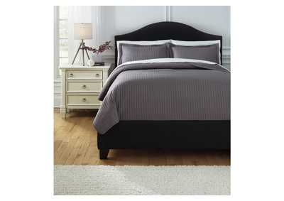 Image for Raleda Gray Queen Comforter Set