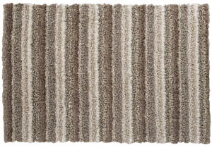 Wilkes Gray/White Large Rug