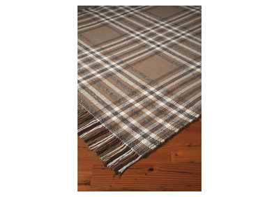 Hardy Beige/Brown Medium Rug