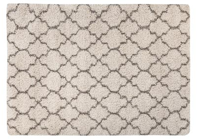 Gate Cream Large Rug