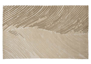 Wave Hill Alabaster Large Rug