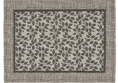 Jelena Tan/Gray Medium Rug
