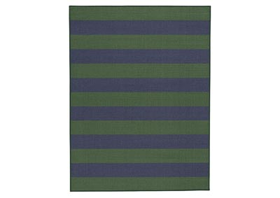 Prentiss Navy Medium Rug