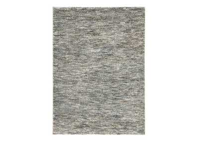 Marnin Tan/Blue/Cream Large Rug