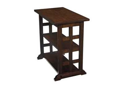 Braunsen Black Chair Side End Table