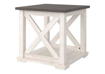 Image for Dorrinson Two-tone End Table