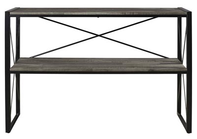 Harzoni Gray Sofa Table