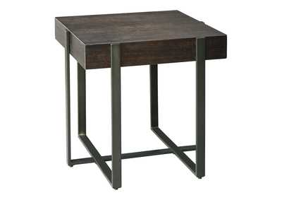 Image for Drewing Brown End Table