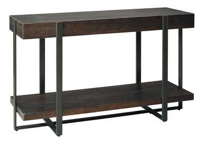 Image for Drewing Brown Console Table