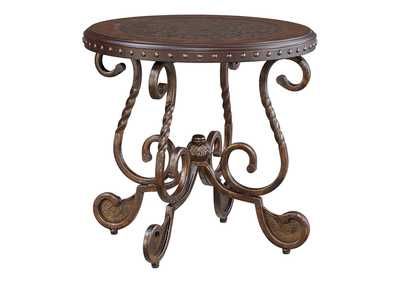 Image for Rafferty Round End Table