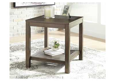 Deylin End Table