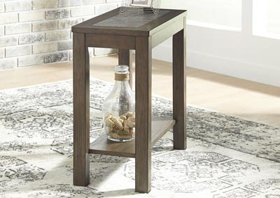 Deylin Chairside Table